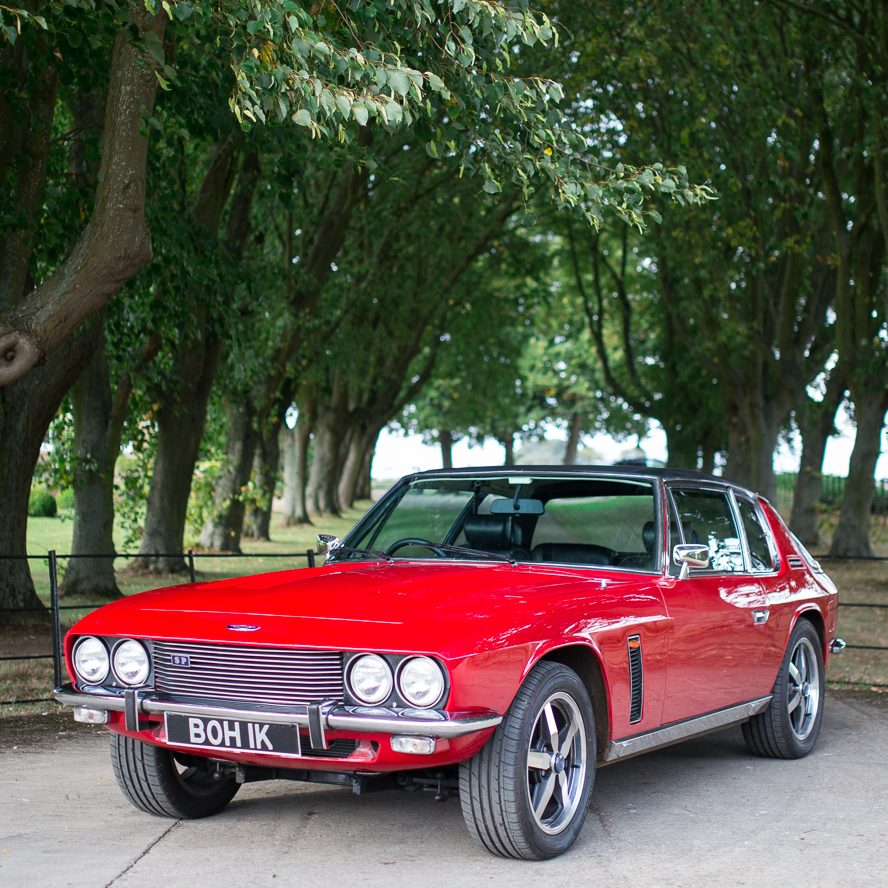 Jensen Interceptor (42 of 213)