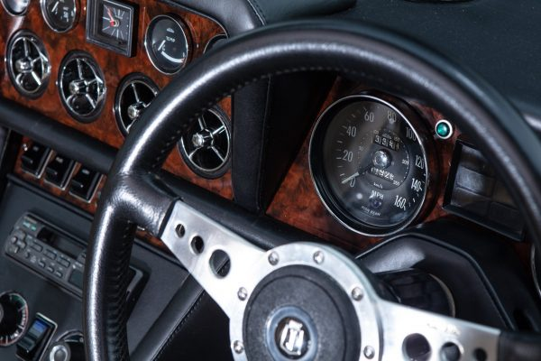 jensen coupe interior