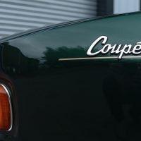 jensen coupe badge