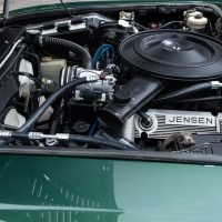 jensen engine bay