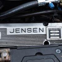 jensen engine block